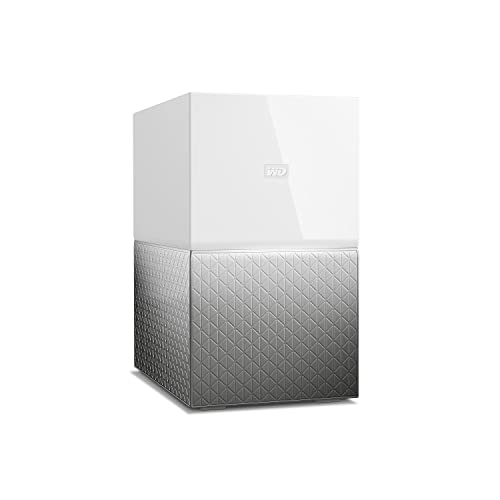 WD 6 TB My Cloud Home Duo Personal Cloud from WD