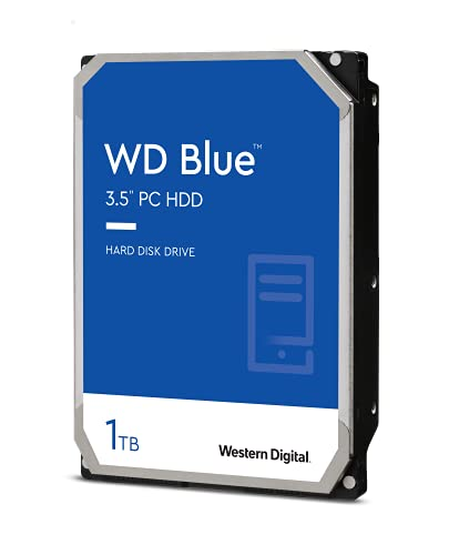 WD 1 TB PC Hard Drive - Blue from Western Digital