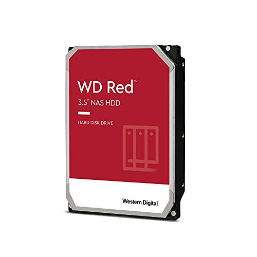 WD 4 TB NAS Internal Hard Drive - Red from Western Digital