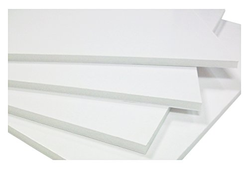 Westfoam 10mm A1 Foamboard - White (Boxed Pack of 5 Sheets) from Westfoam