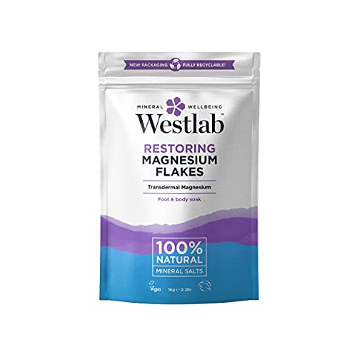 Westlab Magnesium Flakes - Relaxing - 1 kg from Westlab