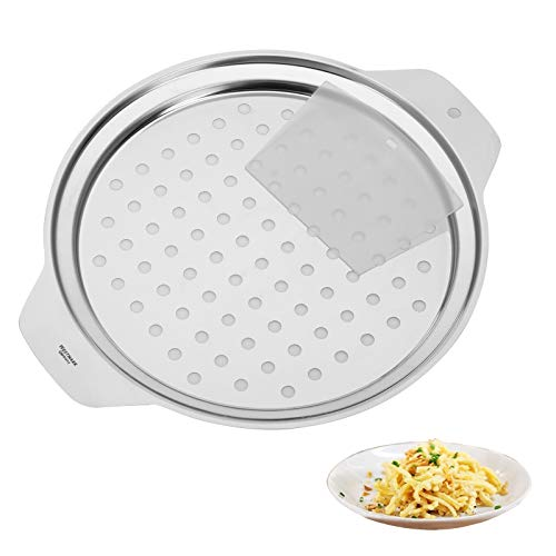 Westmark Spaetzle top with Scraper, Stainless Steel, Silver, 32.7 x 27.2 x 1.8 cm from Westmark