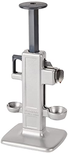 Westmark Cherry and plum stoner Steinex-Combi Retro-Look, Stainless Steel, Silver/Black, 10.6 x 8.3 x 23 cm from Westmark