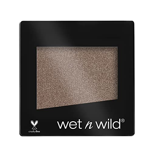 WET N WILD Color Icon Eyeshadow Single - Nutty (NEW) from Wet 'n' Wild