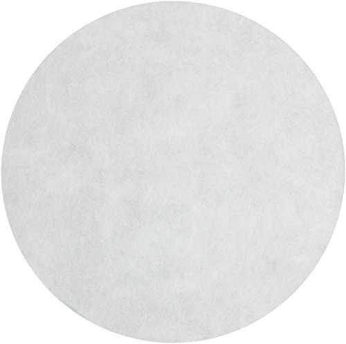 Whatman 10311612 Quantitative Filter Paper Circles, 4-7 Micron, Grade 595, 150mm Diameter (Pack of 100) from Whatman