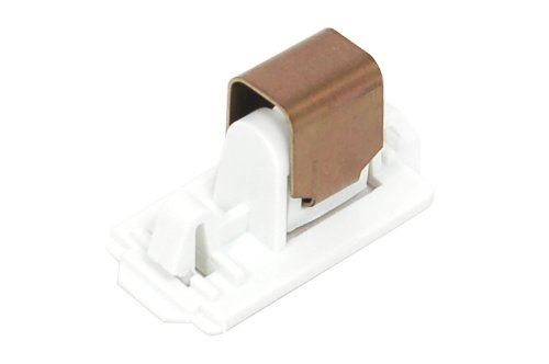 Whirlpool 481227138462 Bauknecht Bosch Ignis Maytag Proline Tumble Dryer Cabinet Side Door Catch from Whirlpool