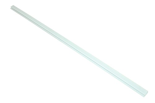 Whirlpool Bauknecht Candy Caple Cda Diplomat Ikea Whirlpool  Refrigeration White Glass Shelf Trim. Genuine part number 481246089084 C00312756 from Whirlpool