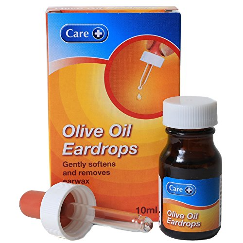 10 Packs Of Olive Oil Ear Drops & Dropper | 10ml from many