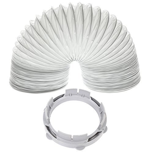 "White Knight / Crosslee Tumble Dryer Vent Hose Condenser Adaptor Kit (2m / 4"") from White Knight"