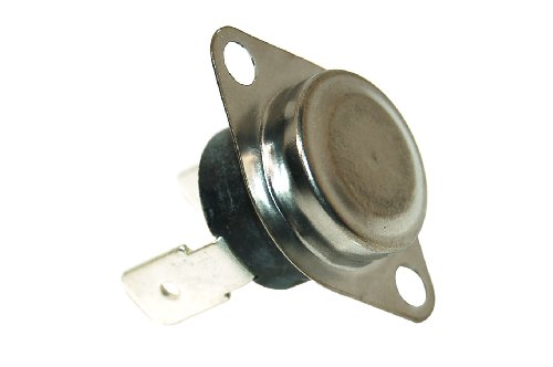 White Knight 421307848373 Baumatic Caple Westinghouse Tumble Dryer Exhaust Thermostat, White from White Knight