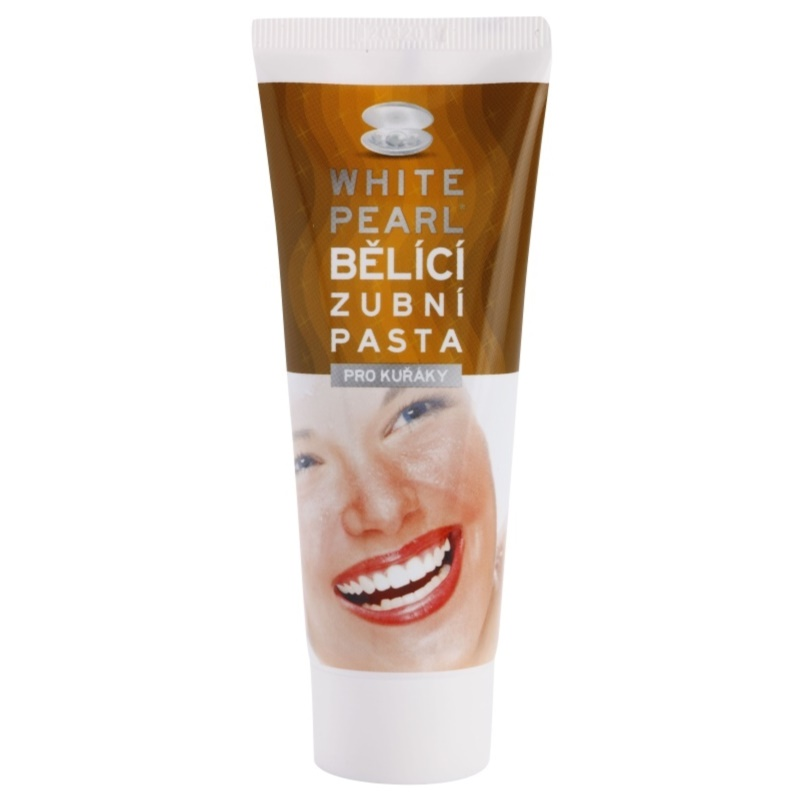 White Pearl Whitening Whitening Toothpaste for Smokers 75 ml from White Pearl