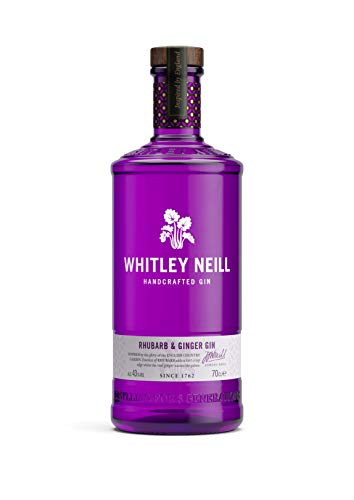 Whitley Neill Rhubarb & Ginger Gin, 70 cl from Whitley Neill