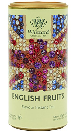 Whittard of Chelsea English Fruits Instant Tea 450 g (Pack of 2) from Whittard of Chelsea