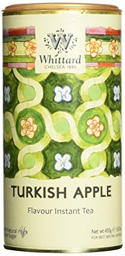 Whittard of Chelsea Turkish Apple Instant Tea 450 g (Pack of 2) from Whittard of Chelsea