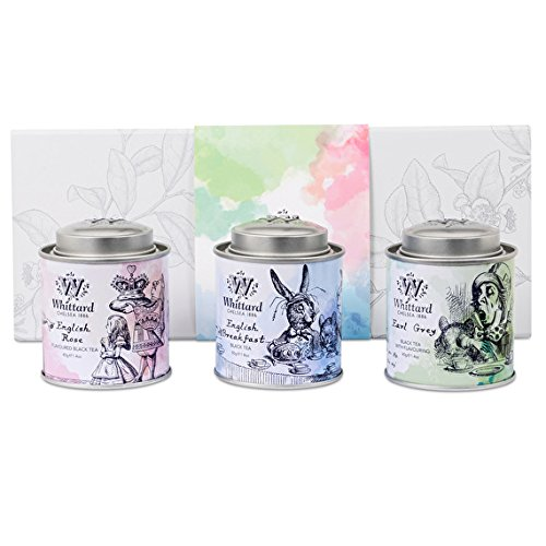 Whittard Alice in Wonderland Mini Caddy Gift Box from Whittard