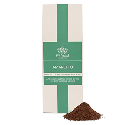 Whittard Amaretto Flavour Ground Coffee 200g from Whittard
