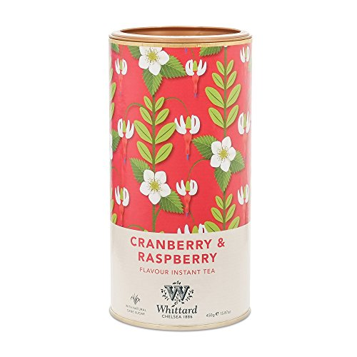 Whittard Cranberry & Raspberry Flavour Instant Tea 450g from Whittard