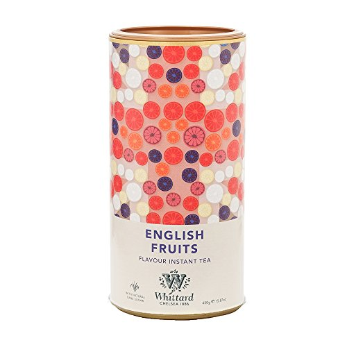 Whittard English Fruits Flavour Instant Tea 450g from Whittard