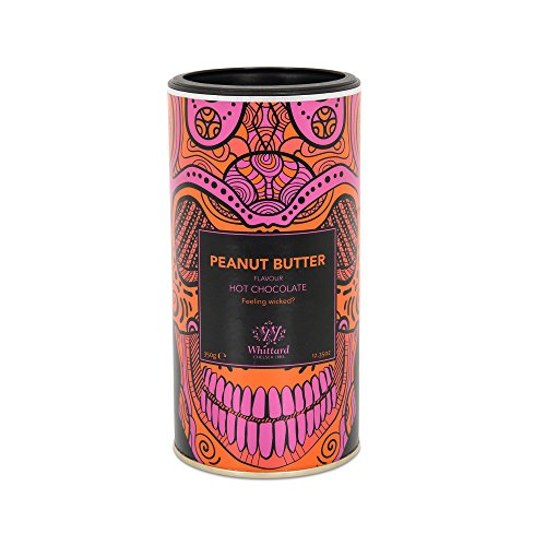 Whittard Limited Edition Peanut Butter Flavour Hot Chocolate 350g from Whittard