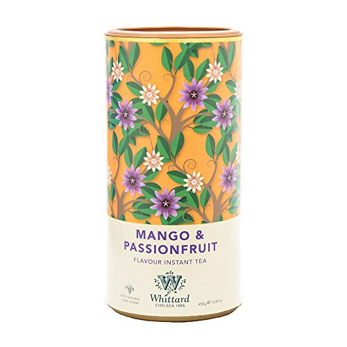 Whittard Mango & Passionfruit Flavour Instant Tea 450g from Whittard