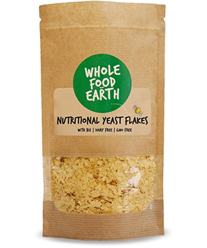 Wholefood Earth Nutritional Yeast Flakes, 1 kg from Wholefood Earth