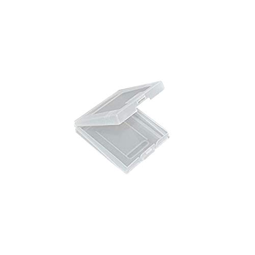 WiCareYo 10pcs Clear White Game Cartridge Protection Case for Gameboy Color GBC from WiCareYo