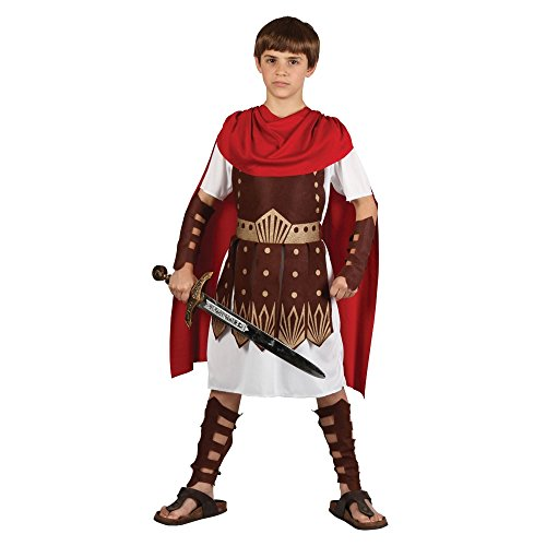 Kids Boys Roman Centurion Large (8-10 years) Gladiator Sparticus Fancy Dress Costume from Wicked Costumes