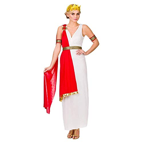 Glamorous Roman Lady - Adult Costume Lady: XL (UK:22-24) from Wicked Wicked