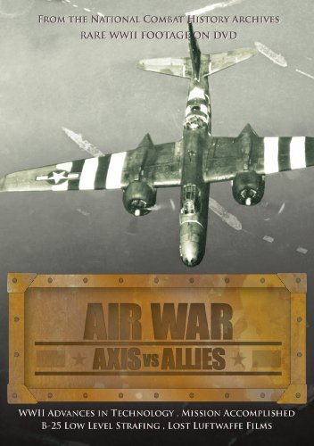 Air War: Axis Vs Allies [DVD] [2008] [NTSC] from Wienerworld