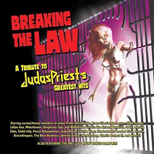 Breaking The Law: A Tribute To Judas Priest's Greatest Hits from Wienerworld