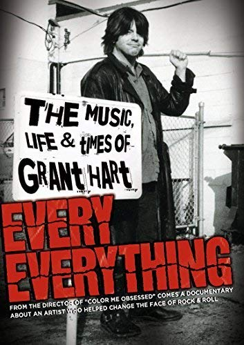 Every Everything: The Music, Life And Times Of Grant Hart [DVD] [2017] from Wienerworld