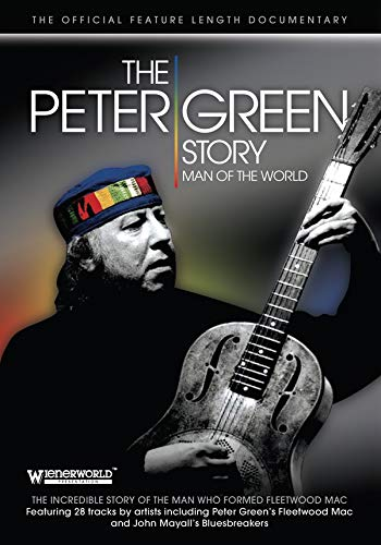 The Peter Green Story - Man of the World [DVD] from Wienerworld