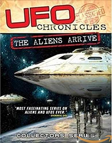 UFO Chronicles: The Aliens Arrive [DVD] [2018] [NTSC] from Wienerworld