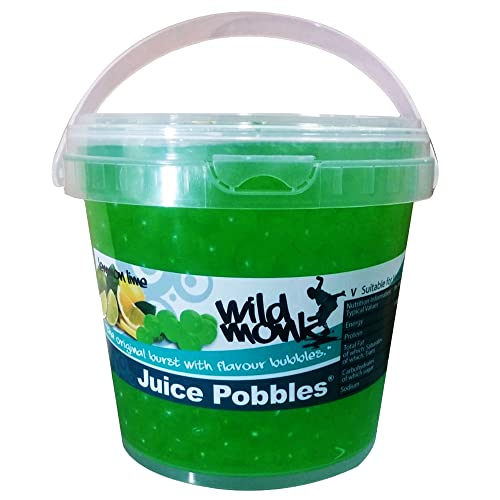 Wild Monk Lemon and Lime Juice Pobbles Tub 1.2 kg from Wild monk