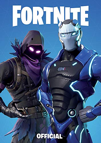 FORTNITE Official A5 Notebook: Fortnite gift; 210 x 165mm; ideal for battle strategy notes and fun with friends; 80 pages (Official Fortnite Books) from Wildfire