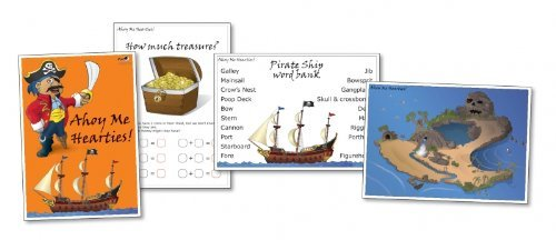 Wildgoose Education WG2807 Ahoy me Hearties! Topic Pack from Wildgoose Education