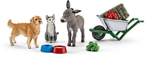 Schleich 41423 - Farm World Feeding on the farm from Schleich