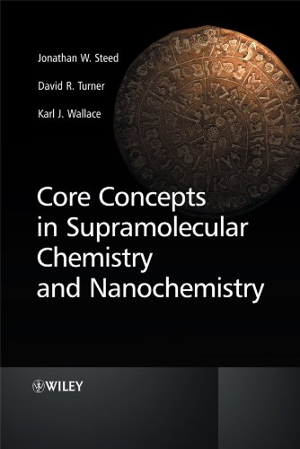 Core Concepts in Supramolecular Chemistry and Nanochemistry from Wiley-Blackwell