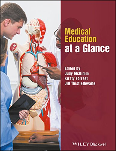 Medical Education at a Glance from Wiley-Blackwell