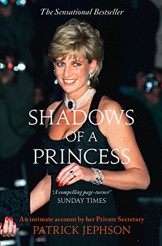 Shadows of a Princess from HarperCollins Publishers