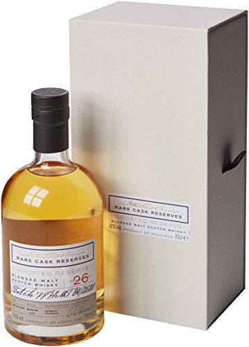 William Grant and Sons 26 Year Old Ghosted Reserve Blended Scotch Whisky 70 cl from William Grant & Sons