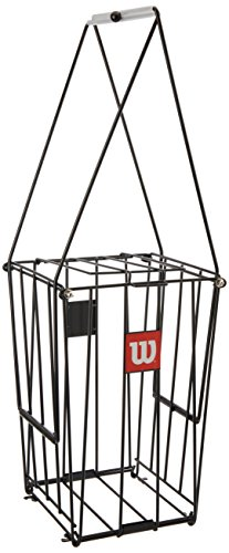 Wilson Tennis Ball Collection Pick-Up Basket (75 Ball Capacity) from Wilson