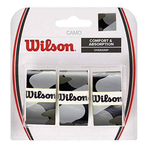 WILSON Camo Overgrip - Pack of 3 from WILSON