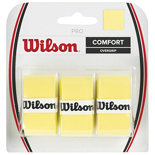 Wilson Pro Over Grip - Yellow/Yellow from Wilson