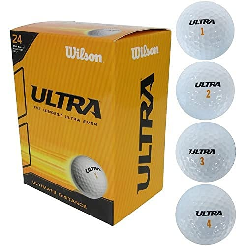 Wilson Ultra Distance 24 Ball Value Pack Mens - from Wilson