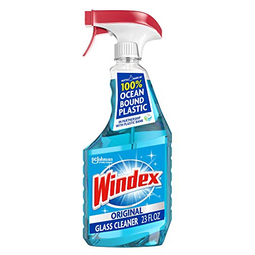 Windex Original Glass Cleaner, 23.0 Fluid Ounce from Windex