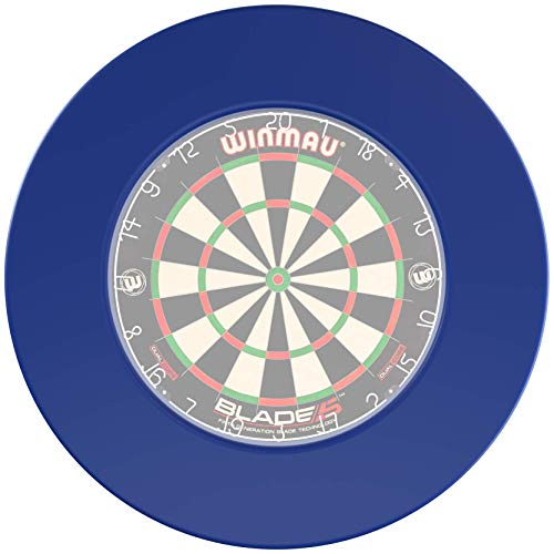Nodor Dartboard Surround (Plain Blue) from Winmau Surround