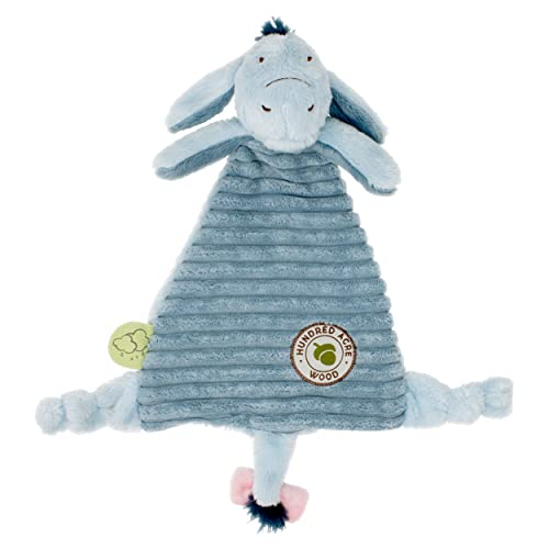 Rainbow Designs - Eeyore - Hundred Acre Wood - Baby Comfort Blanket from Winnie the Pooh