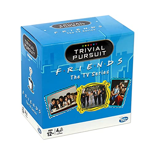 Friends Trivial Pursuit Quiz Game - Bitesize Edition from Winning Moves