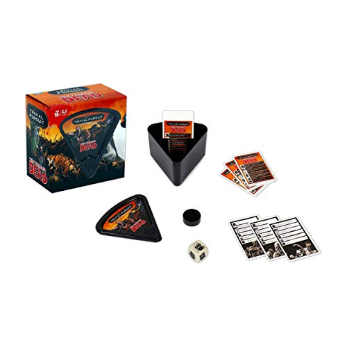 The Walking Dead Trivial Pursuit Game from Winning Moves